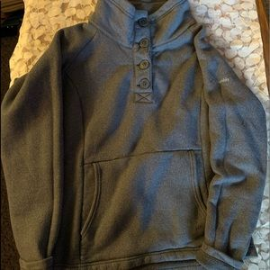 Columbia pull over hoodie